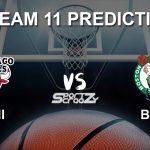 CHI vs BOS Dream11 Prediction, Live Score & Chicago Bulls vs Boston Celtics Dream Team: NBA 2019-20 Regular Season
