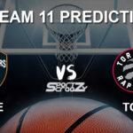 CLE vs TOR Dream11 Prediction, Live Score & Cleveland Cavaliers vs Toronto Raptors Dream11 Team: NBA 2019-20 Regular Season