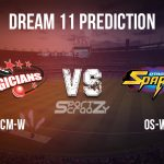 CM-W vs OS-W Dream11 Prediction, Live Score & Otago Sparks vs Canterbury Magicians, Cricket Match Dream Team: Women's Super Smash 2019-20, Match-30