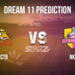 CTB vs NK Dream11 Prediction, Live Score & Canterbury vs Northern Knights, Cricket Match Dream Team: Super Smash 2019-20, Match- 20