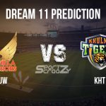 CUW vs KHT Dream11 Prediction, Live Score & Cumilla Warriors vs Khulna Tigers, Cricket Match Dream Team: Bangladesh Premier League 2019-20, Match-40