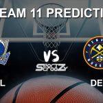 DAL vs DEN Dream11 Prediction, Live Score & Dallas Mavericks vs Denver Nuggets Dream Team: NBA 2019-20 Regular Season
