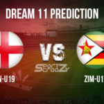 EN-U19 vs ZIM-U19 Dream11 Prediction, Live Score & England U19 vs Zimbabwe U19 Cricket Match Dream11 Team: ICC U19 Cricket World Cup 2020 Plate Semifinal 2
