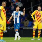 Barca mourns as Wu Lei turns down Barcelona Derby win at Espanyol