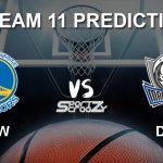 GSW vs DAL Dream11 Prediction, Live Score & Golden State Warriors vs Dallas Mavericks Basketball Match Dream Team: NBA 2019-20 Regular Season