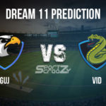 GUJ vs VID Dream11 Prediction, Live Score & Gujarat vs Vidarbha Dream11 Team: Ranji Trophy 2019-20