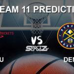HOU vs DEN Dream11 Prediction, Live Score & Houston Rockets vs Denver Nuggets Basketball Match Dream Team: NBA 2019-20 Regular Season