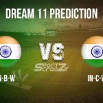 IN-B-W vs IN-C-W Dream11 Prediction, Live Score & India-B Women vs India-C Women, Cricket Match Dream Team: Women's T20 Challenger Trophy 2020, Match- 02