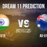 IN-U19 vs AU-19 Dream11 Prediction, Live Score & India U19 v Australia 19 Dream11 Team: ICC Under19 World Cup