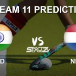 IND vs NED Dream11 Prediction, Live Score & India vs Netherlands Hockey Match Dream11 Team: FIH Hockey Pro League Men's