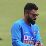 Injury scare for Virat Kohli ahead of first T20I against Sri Lanka
