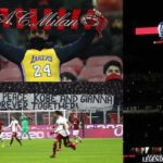 Italian clubs, AC Milan and Torino, pay tribute to Kobe Bryant