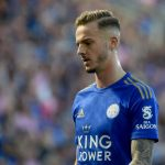 Manchester United eyes for Leicester midfielder this winter transfer