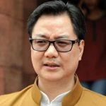 Sports Minister Kiren Rijiju announces Khelo India Winter Games in Ladakh, Jammu and Kashmir