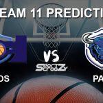 MOS vs PAN Dream11 Prediction, Live Score & CSKA Moscow vs Panathinaikos OPAP Athens Dream Team: Turkish Airlines Euro league