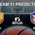 MTA vs AXE Dream11 Prediction, Live Score & Maccabi Fox Tel Aviv vs AX Armani Exchange Milan Dream Team: Turkish Airlines Euro League