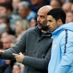 Pep Guardiola blames Arsenal's head coach for ruining Manchester City's reputation for tactical fouling