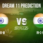 IN-B-W vs IN-C-W Dream11 Prediction, Live Score & India B Women vs India C Women, Cricket Match Dream11 Team: Women's T20 Challenger Trophy 2020, Finals