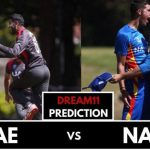 NAM vs UAE Dream11 Prediction, Live Score & Cricket Match Dream Team: Namibia vs UAE, ICC Cricket World Cup League Two 2019-22, Match- 04