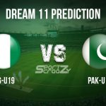 NIG-U19 vs PK-U19 Dream11 Prediction, Live Score & Nigeria U-19 vs Pakistan U-19 Cricket Match Dream11 Team: ICC U19 Cricket World Cup Warm Up Matches2020