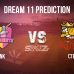 NK vs CTB Dream11 Prediction, Live Score & Northern Knights vs Canterbury Kings, Cricket Match Dream11 Team: Dream11 Super Smash-Men's