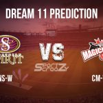 NS-W vs CM-W Dream11 Prediction, Live Score & Northern Spirit Women vs Canterbury Magicians Women, Cricket Match Dream11 Team: Dream11 Super Smash-Women's