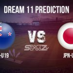 NZ-U19 vs JPN-U19 Dream11 Prediction, Live Score & New Zealand U19 vs Japan U19, Cricket Match Dream11 Team: ICC U19 World Cup