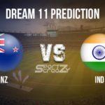 NZ vs IND Dream11 Prediction, Live Score & New Zealand vs India, Cricket Match Dream11 Team: 2nd T20I