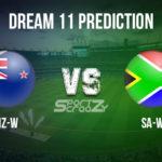 NZ-W vs SA-W Dream11 Prediction, Live Score & New Zealand Women vs South Africa Women Cricket Match Dream Team: South Africa tour of New Zealand 2020, Third ODI