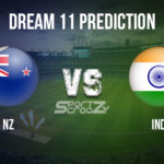 NZ vs IND Dream11 Prediction, Live Score & New Zealand vs India  Dream11 Team: 3rd ODI