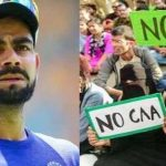 Netizens share fake CAA number saying it can help Virat Kohli win cricketer of the year award