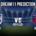ODS vs MCFC Dream11 Prediction, Live Score & Odisha FC vs Mumbai City FC Football Match Dream Team: Indian Super League