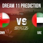 OMN vs UAE Dream11 Prediction, Live Score & Oman vs UAE Cricket Match Dream11 Team: ICC CWC League Two