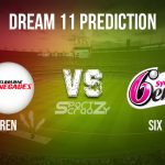 REN vs SIX Dream11 Prediction, Live Score & Melbourne Renegades vs Sydney Sixers, Cricket Match Dream Team: Big Bash League 2019-20, Match-20