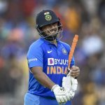 Rishabh Pant ruled out of 2nd ODI against Australia