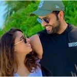 Rohit Sharma says wife Ritika Sajdeh is an 'all-rounder'
