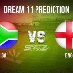 SA vs ENG Dream11 Prediction, Live Score & South Africa vs England, Cricket Match Dream11 Team: 1st ODI