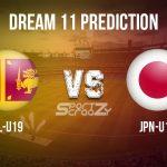 SL-U19 vs JPN-U19 Dream11 Prediction, Live Score & Sri Lanka Under-19 vs Japan Under-19 Cricket Match Dream Team: ICC U-19 World Cup 2020, Group A, Match: 21