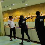 Shooting Trails in Closed Doors (Day 2) for Olympics Indian Squad