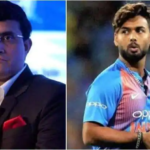 Sourav Ganguly speaks out at Rishabh Pant's snub from the first ODI