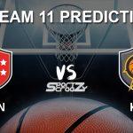 ZEN vs KB Dream11 Prediction, Live Score & Zenit St.Petersburg vs Kirolbet Baskonia Vitoria-Gasteiz Dream Team: Turkish Airlines Euro League