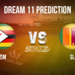 ZIM vs SL Dream11 Prediction, Live Score & Zimbabwe vs Sri Lanka Cricket Match Dream11 Prediction: 2nd Test
