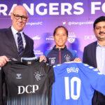 Meet the first Indian Women Footballer to play for an overseas club