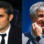 Barcelona sack Ernesto Valverde and appoint Setien as there manager