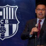 Josep Maria Bartomeu talks Valverde's exit