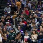 Paul George returns but Kawhi Leonard-less Los Angeles Clippers lose 103-124 to Sacramento Kings