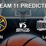 DEN vs LAC Dream11 Prediction, Live Score & Denver Nuggets vs Los Angeles Clippers Dream Team: NBA 2019-20 Regular Season