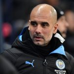 Pep Guardiola asks for calmness by fans and players for the away leg