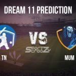 TN vs MUM Dream11 Prediction, Live Score & Tamil Nadu vs Mumbai, Cricket Match Dream11 Team: Ranji Trophy, Round 5