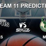 SAS vs MIL Dream11 Prediction, Live Score & San Antonio Spurs vs Milwaukee Bucks Basketball Match Dream Team: NBA 2019-20 Regular Season